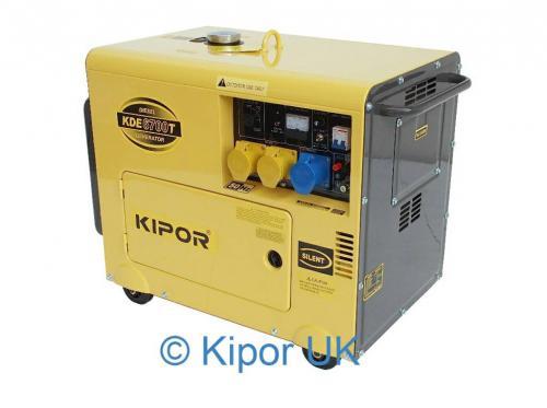 Kipor generator fault codes