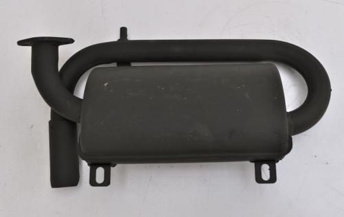 Exhaust silencer top for KDE6700T