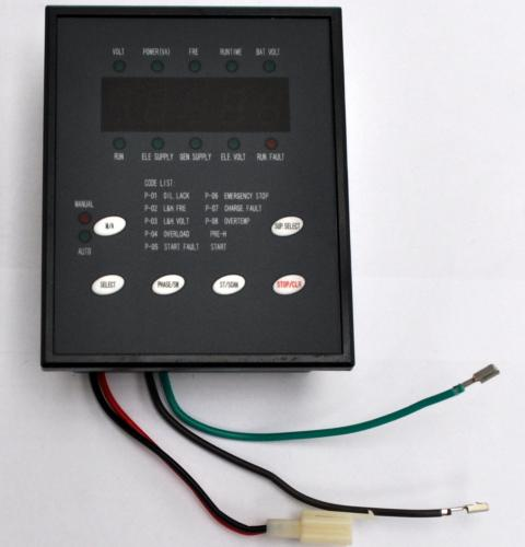 Digital panel (with speed sensor)