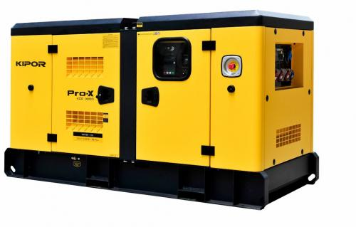 Diesel Generator In Kde 38s3 Pro Diesel Generator Inc Ats Switch Diesel Generators Silent Generator Kipor Parts Uk
