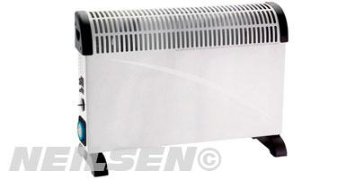 2KW CONVECTOR HEATER W TURBO & TIMER