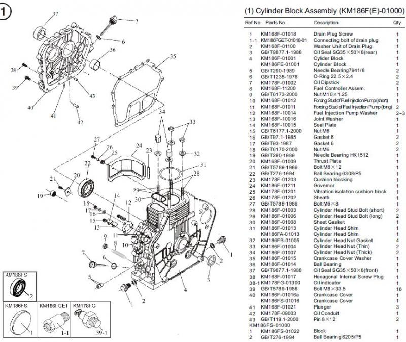Exploded View 6 Duramax Engine Com
