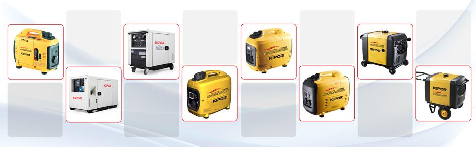 Generator Spares | Kipor Generator Spares UK
